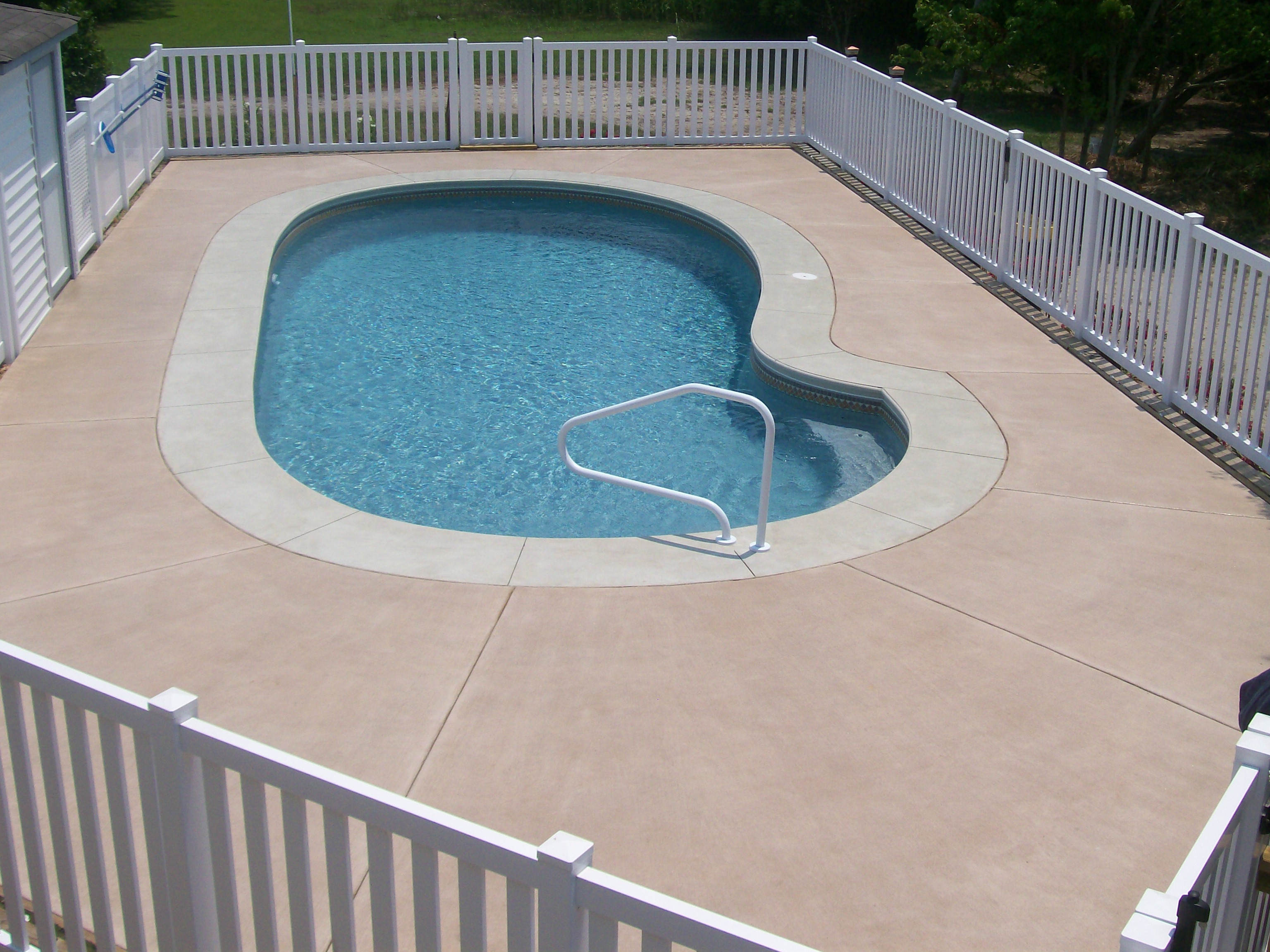 Border Around Pool Border Around Pool How To Landscape Around An Above Ground Pool