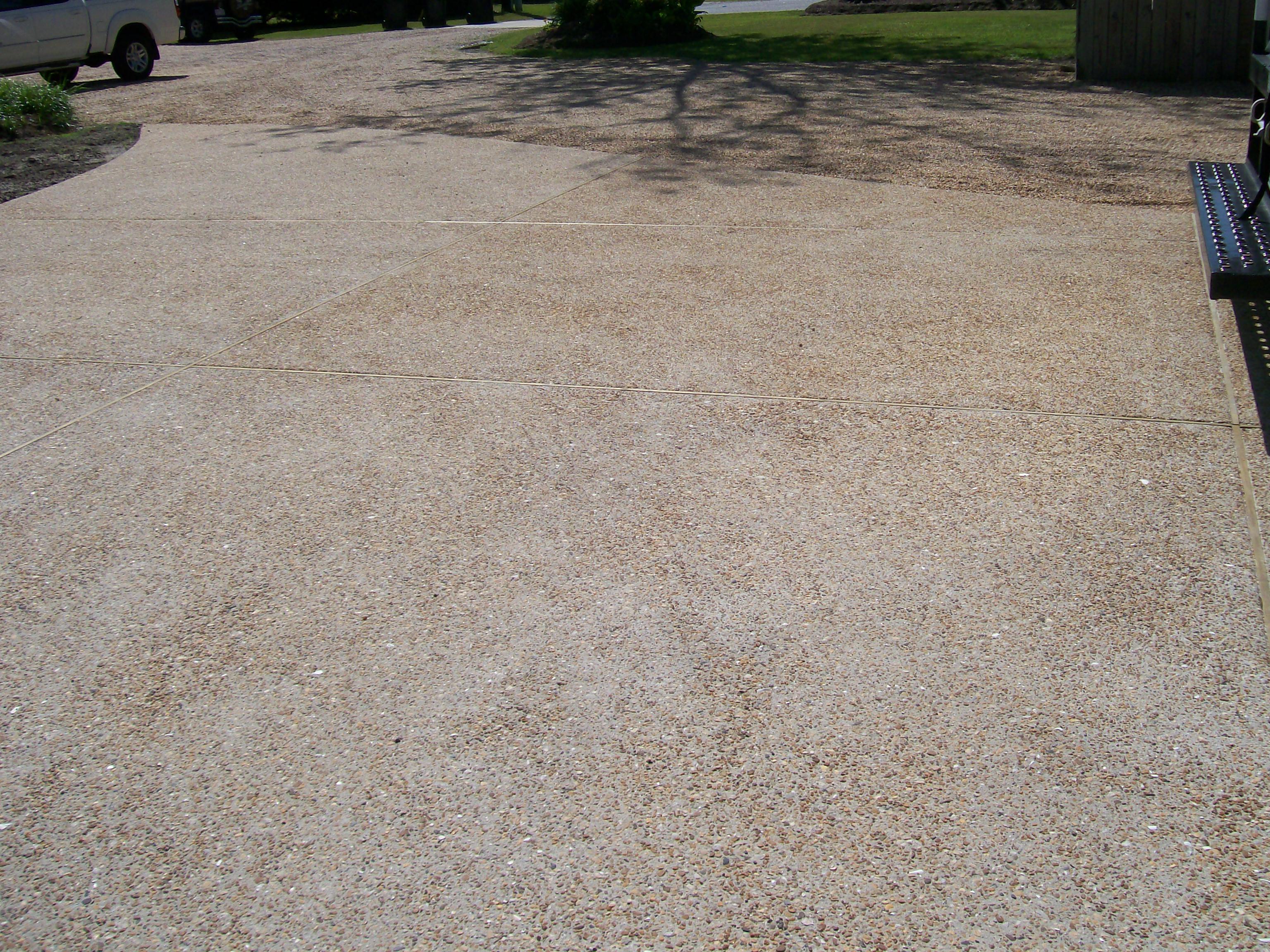 Gravel Vs Concrete Driveway Shapeyourminds Com